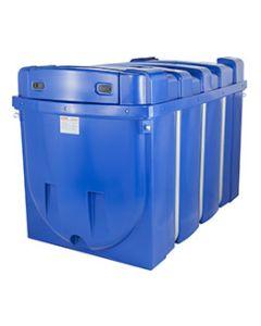 2500 liter AdBlue tank (kunststof) met pomp (220V)