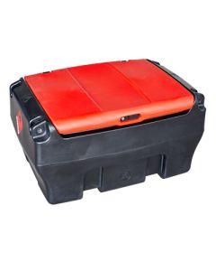 Mobiele tank voor 200 liter diesel, in kunststof - met of zonder pomp