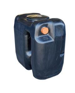 Bovengrondse septic tank in kunststof van 1000 liter