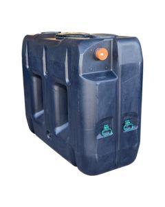 Bovengrondse septic tank in kunststof van 2000 liter