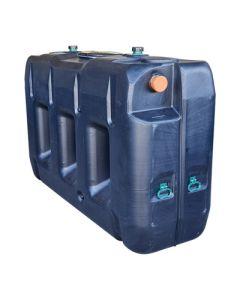 Bovengrondse septic tank in kunststof van 3000 liter