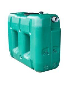 Bovengrondse Rechthoekige Watertank - Koppelbaar - 2000 liter