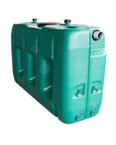 Bovengrondse Rechthoekige Watertank - Koppelbaar - 3000 liter