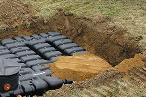 lage putdiepte nodig, u moet niet diep graven